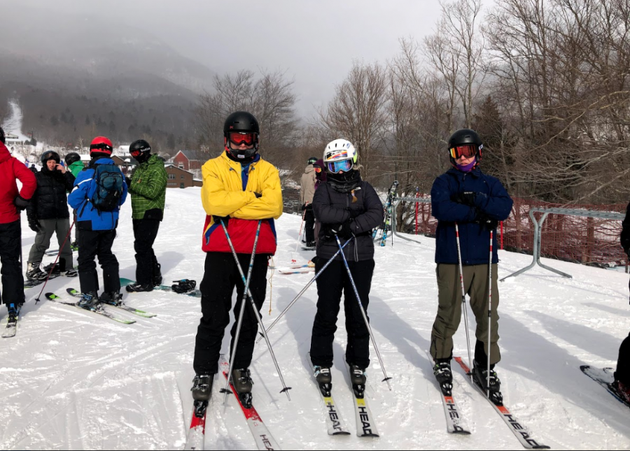 CRLS Ski Club went on their annual three night trip to Stowe, VT over February break.
