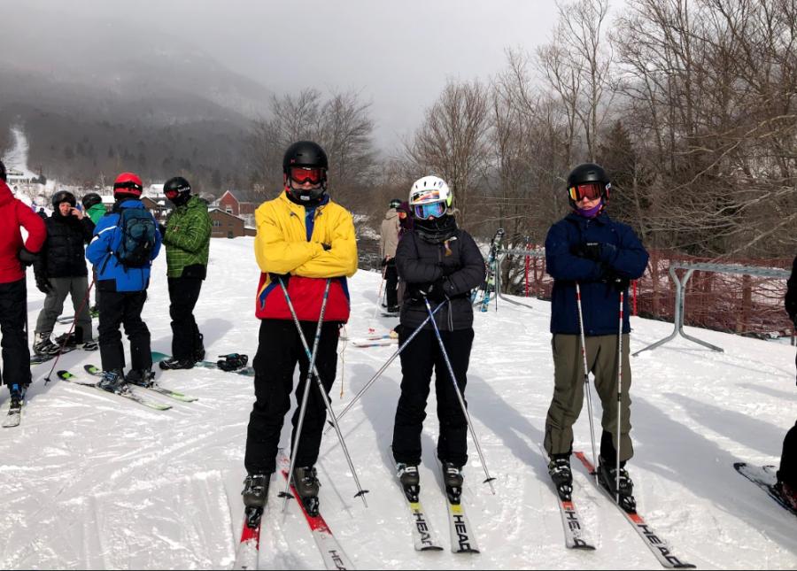 CRLS+Ski+Club+went+on+their+annual+three+night+trip+to+Stowe%2C+VT+over+February+break.