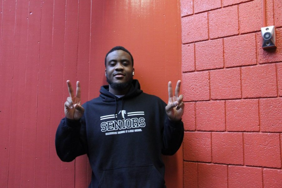 Khai Smith has consistently been a standout player on the boys basketball team.