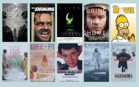 The Top Ten Movies to Watch During Quarantine