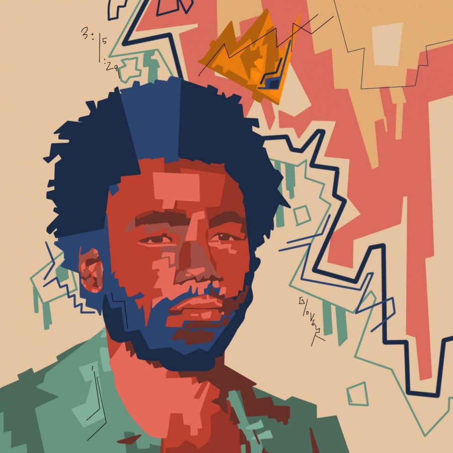 Childish Gambino's newest album goes beyond the convention of pop music.