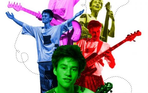 Jacob Collier has taught himself how to play over eight instruments.
