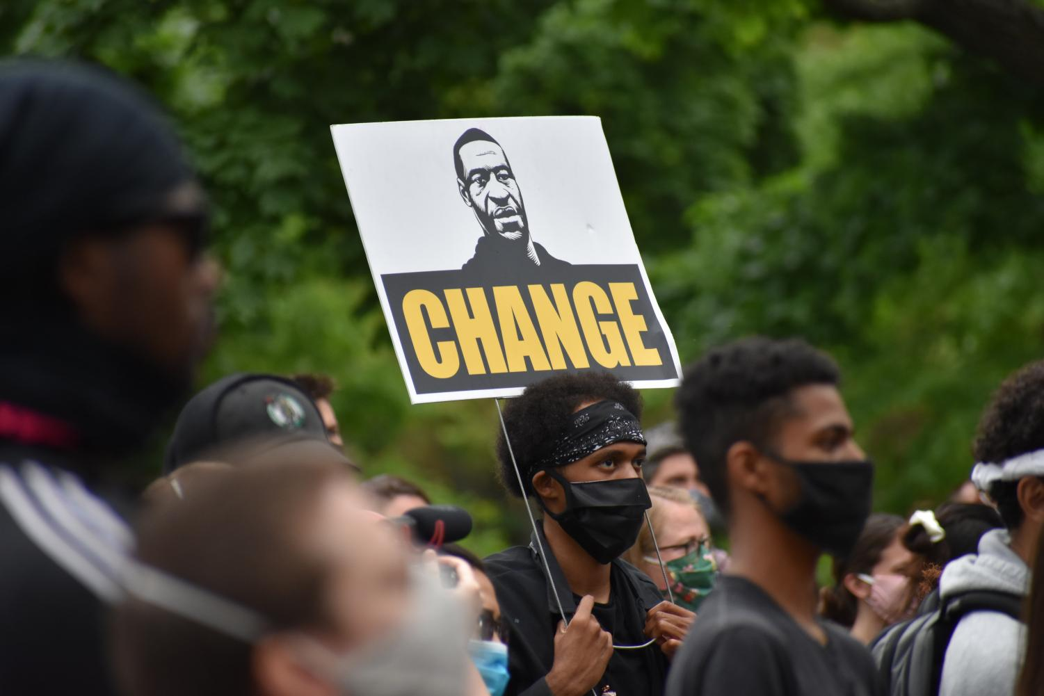 Scenes From Cambridge Protests: A Continuously Updated Gallery