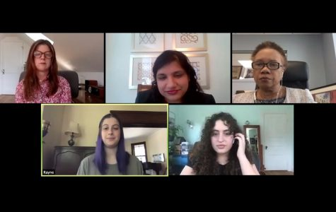 Virtual Women in Politics Forum Brings Cambridge Leaders Together in Conversation