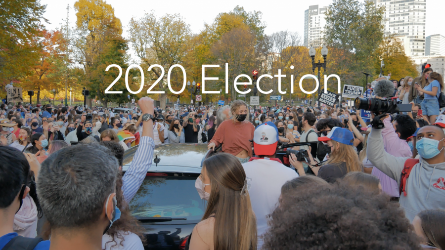 A Look at the 2020 Election Week
