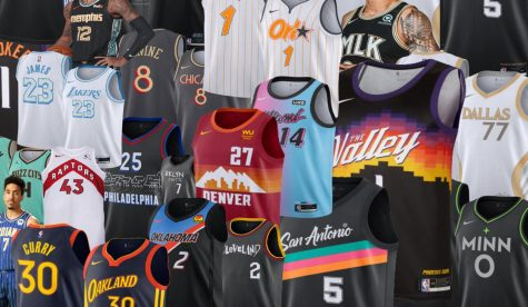 Ranking the 2020-21 NBA City Edition Jerseys