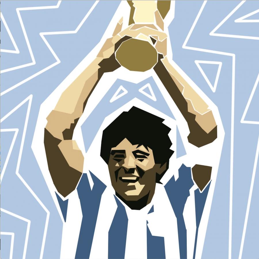 The Embodiment of Argentina: A Tribute to Diego Armando Maradona