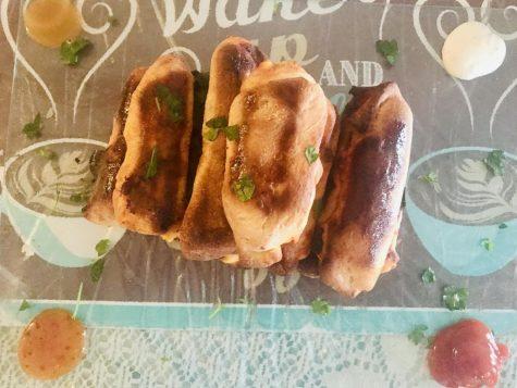 Mozarella Pizza Roll Recipe