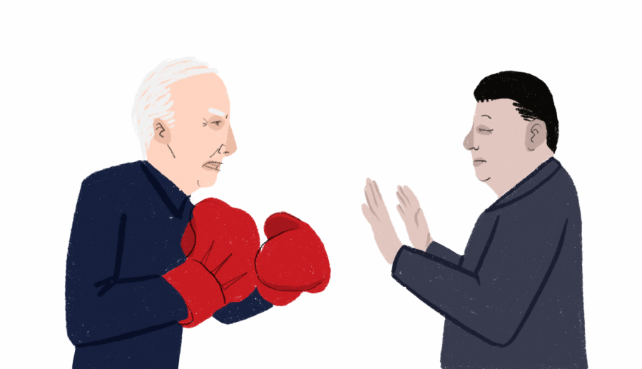 Biden Must Not Engage In A Cold War With China