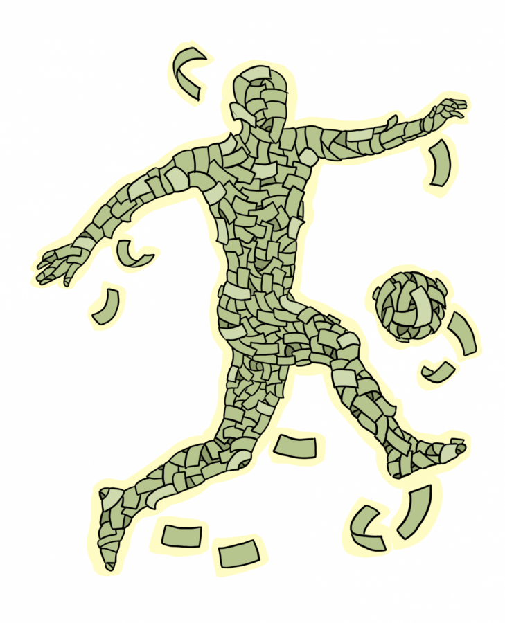 Foreign+Money+in+European+Football+and+the+Greed+of+Large+Clubs