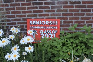 This year's seniors were treated to a proper graduation, despite the remote start to the year.
