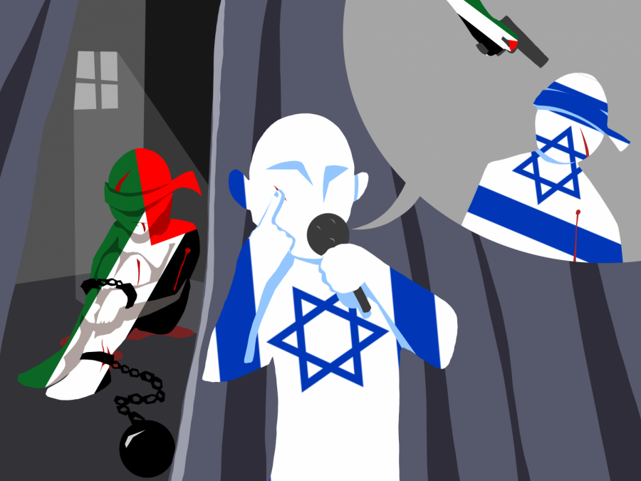 Israel Must Stop Playing the Victim